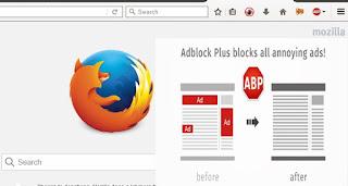Add-Ons Mozilla Firefox untuk Blokir Iklan Pop Up