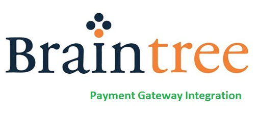 Braintree payment gateway integration