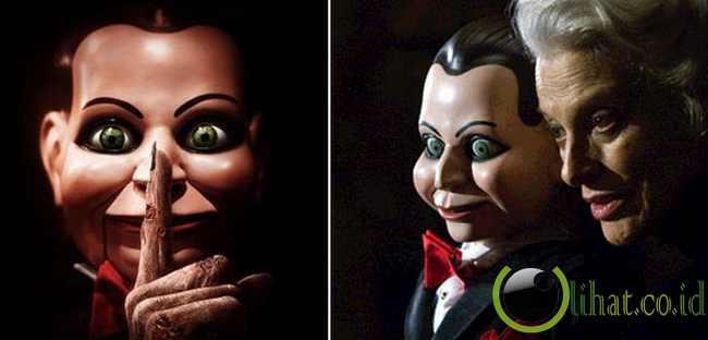 9 Boneka Terseram yang paling Menakutkan di Film Horor - Berbagai ... b7f76f97ae
