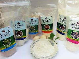 Dry Gluten / Pati Tepung untuk roti