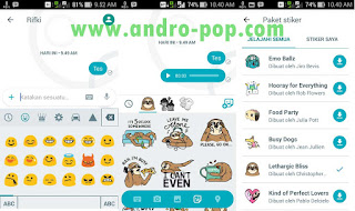 Google Allo APK - Aplikasi Chatting Alternatif WhatsApp