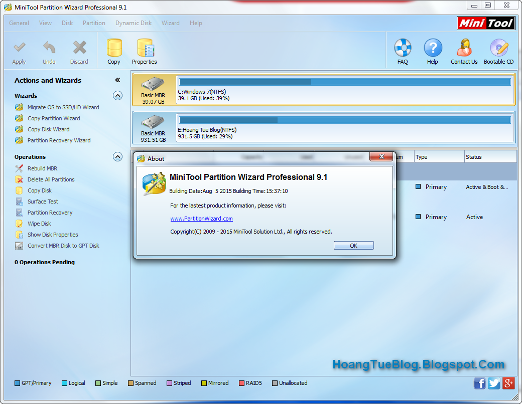 minitool partition wizard professional edition with crack
