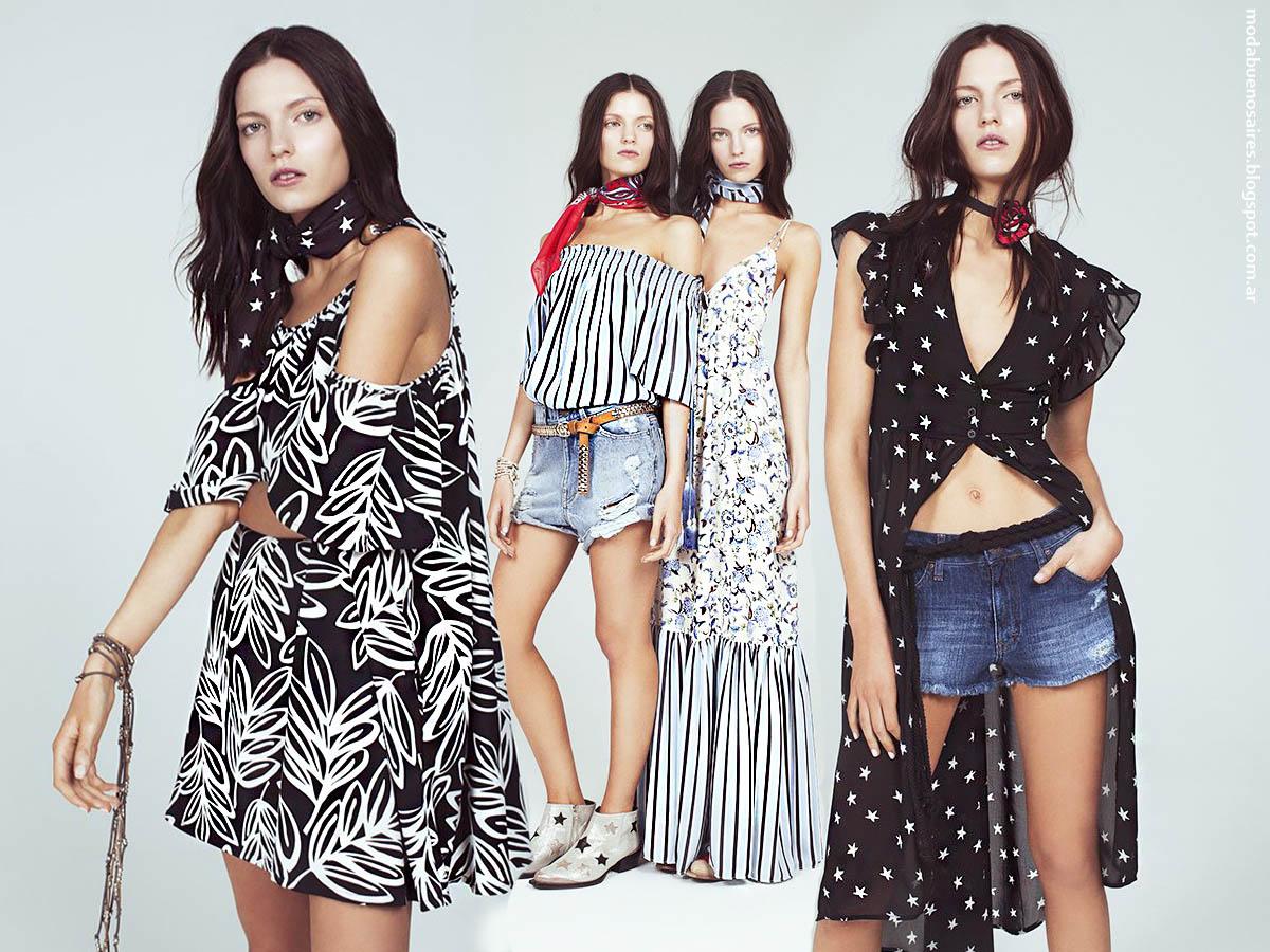 moda primavera verano 2019 moda y tendencias en buenos ForTendencias Moda Verano 2017