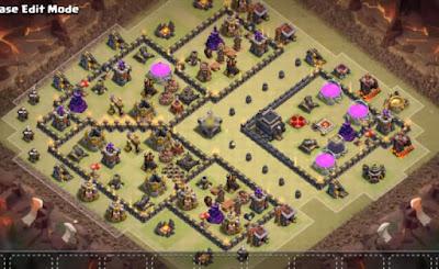 base th 9 terbaru bomb tower