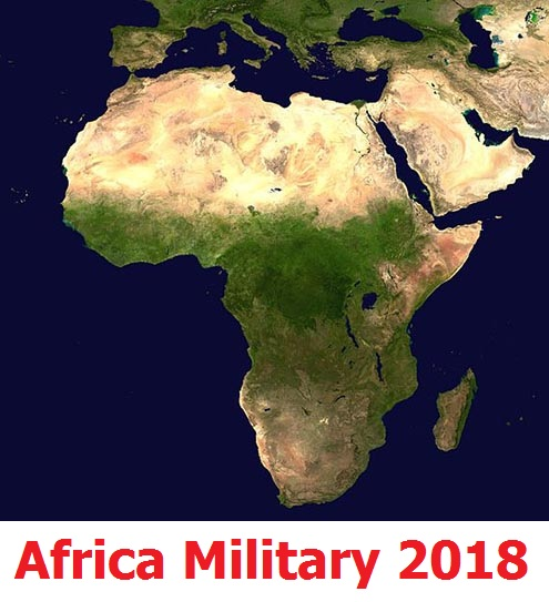 Top Most Powerful African Countries By Military Power - Most powerful countries