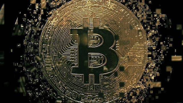 Bitcoin pecah berkeping-keping
