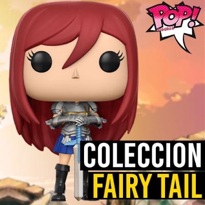 Lista de figuras funko pop de Funko POP Fairy Tail