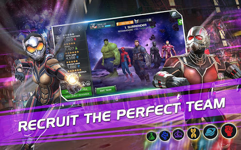 Marvel Contest of Champions Mod Apk Android
