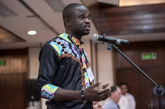 Manasseh Azure Awuni denies requesting money from Menzgold