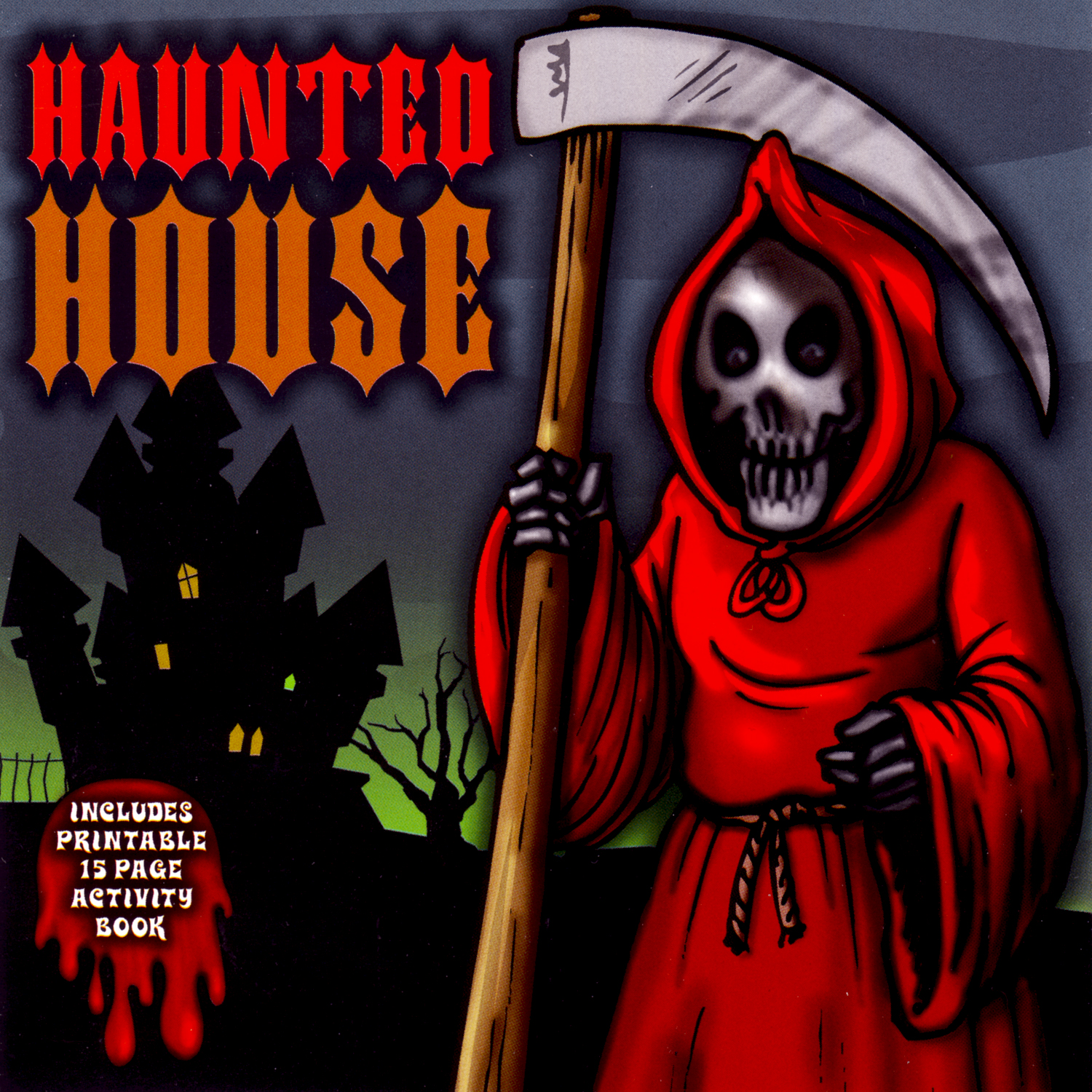 Scary Sounds Of Halloween Blog Haunted House With