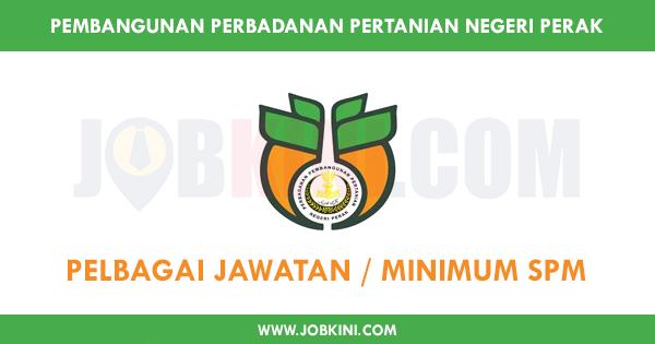 Pembangunan Perbadanan Pertanian Negeri Perak