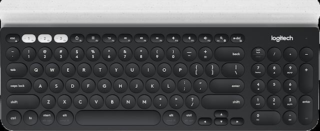 @Logitech K780 Multi-Device #Wireless #Keyboard For Any Device