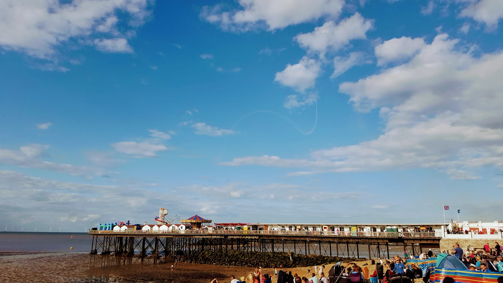 Selfie Fun At Herne Bay Air Show: Welcome To The Weekend Blog Hop