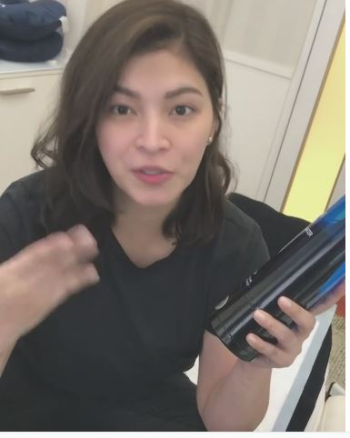 Angel Locsin Recommends Aivee Water While Slaying In Her No Makeup Look!