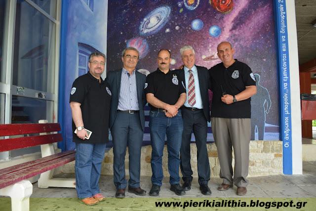 Η Ελληνική γλώσσα στο διάστημα, μιλούν οι συντελεστές της επιτυχίας. (ΒΙΝΤΕΟ)