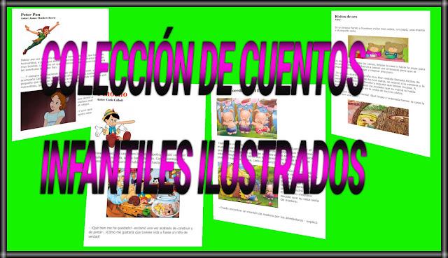 COLECCIÓN DE CUENTOS INFANTILES ILUSTRADOS