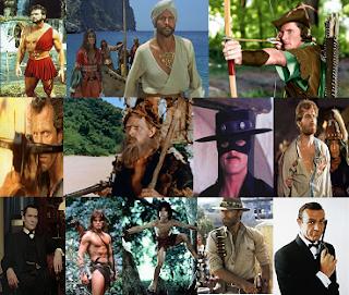 A legnépszerűbb filmhősök