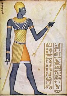 El magnífico Imhotep, el que viene en paz.