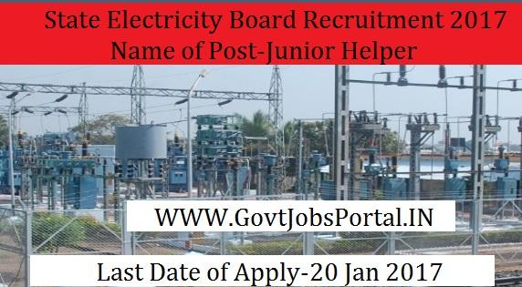 Electricity Board Recruitment Telangana