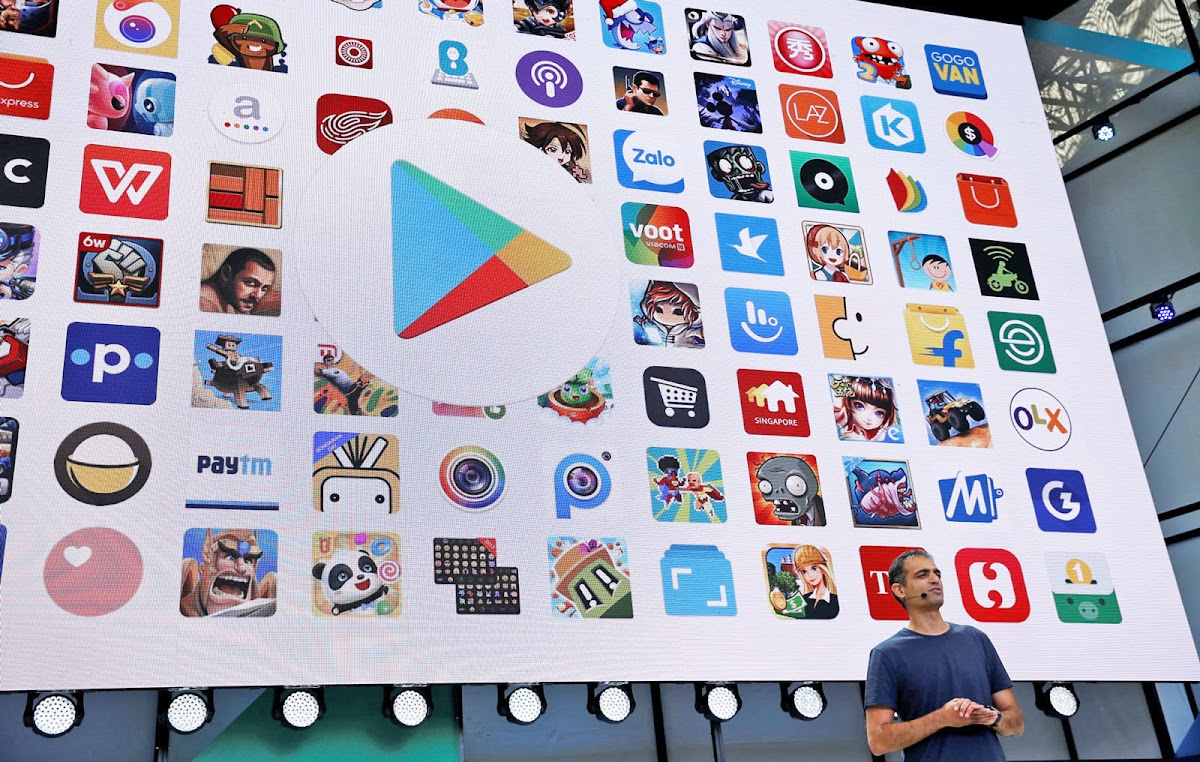 Big news: Google may soon start blocking app downloads from sources outside the Play Store