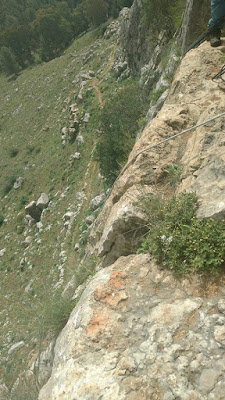 צוק ברכס הרי נפתלי