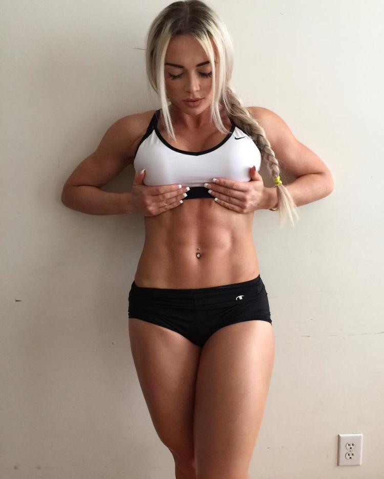 Wioletta Pawluk Fitness Model