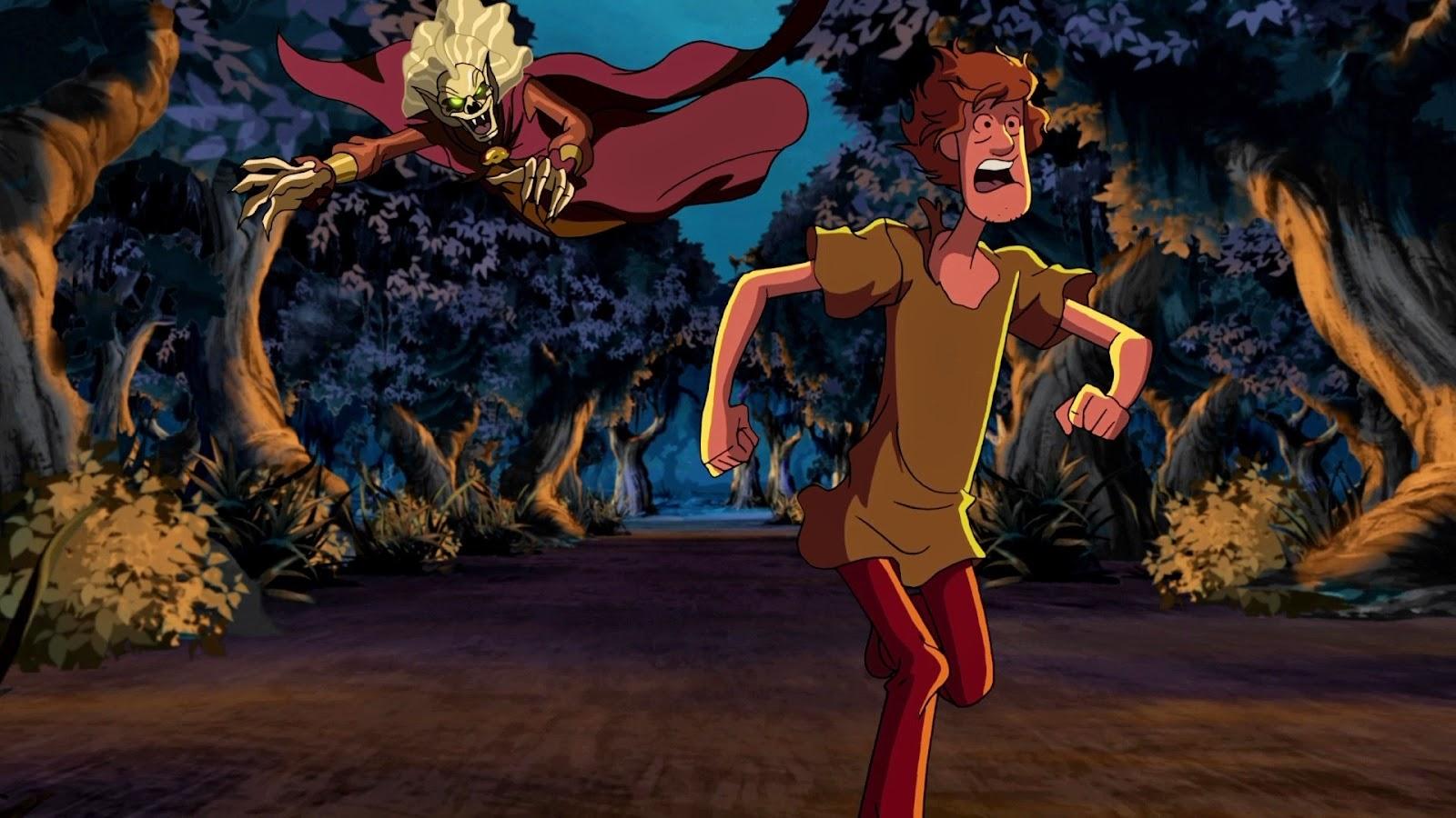 Scooby-Doo Musica de Vampiro