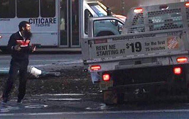 Manhattan terrorist identified as Sayfullo Saipov, an Uber driver from Uzbekistan with ties to Florida, N.J. Onlinelatesttrends