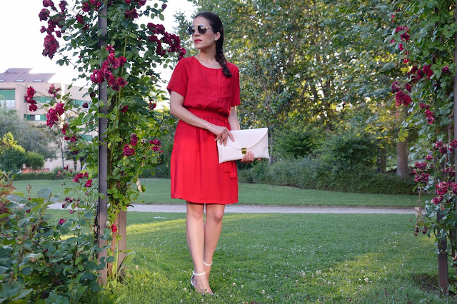 red-dress-summer-vestido-rojo-verano-trends gallery