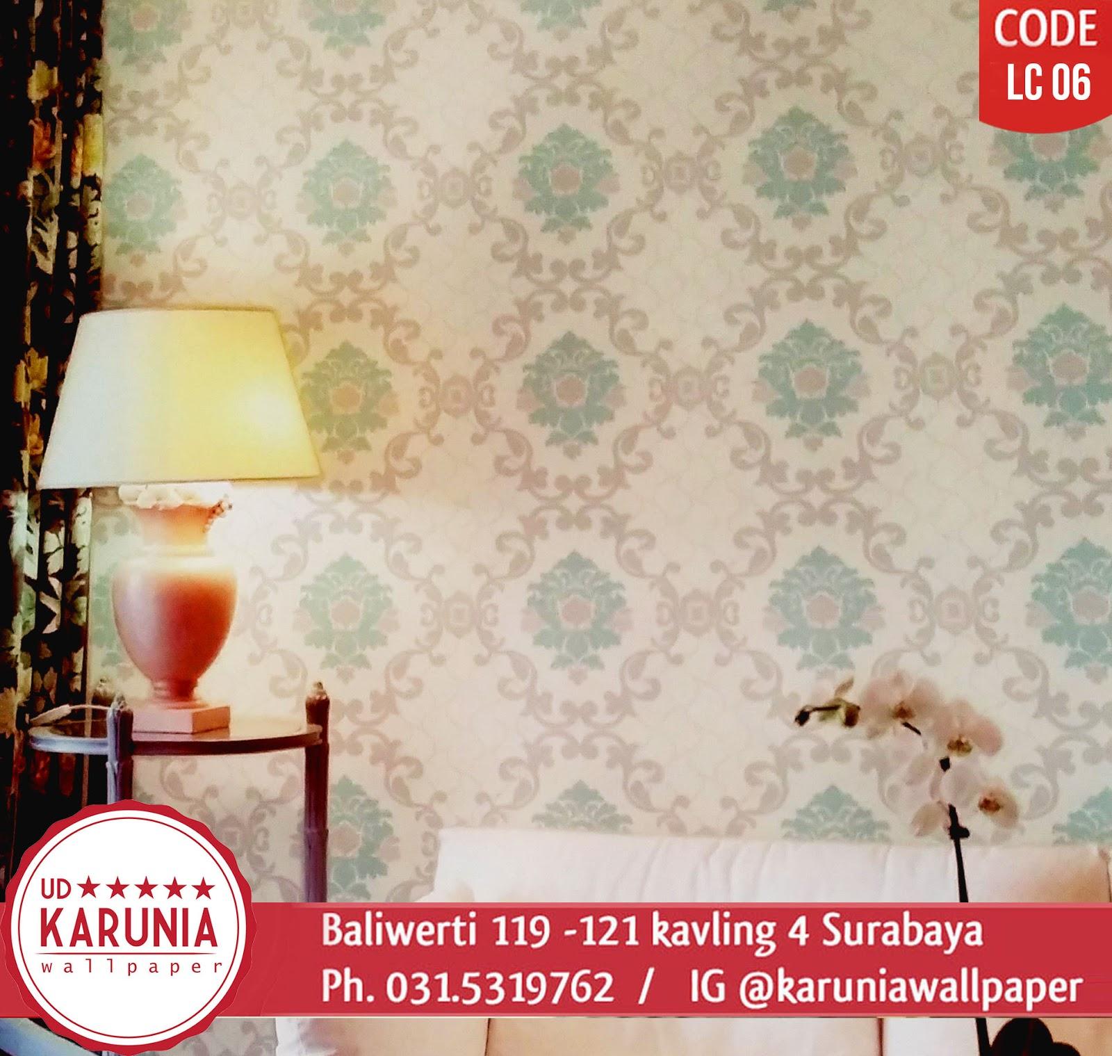 jual wallpaper dinding klasik surabaya