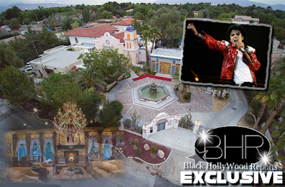 "King Of Pop ""Michael Jackson"" Vegas Mansion Goes Up For Sell For $9.3 Million"