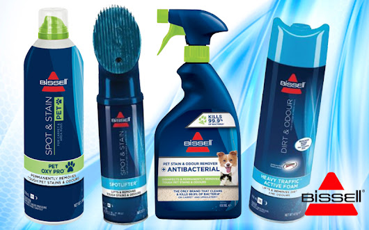 Spring Cleaning - BISSELL Cleaning Products Giveaway!