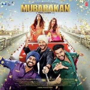 Mubarakan (2017)