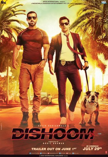 Dishoom 2016 Official Trailer