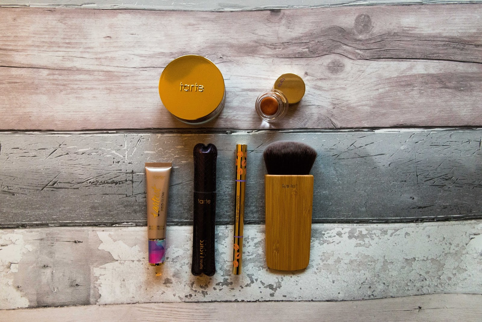 tarte haul review blog liquid grain liquidgrain makeup beauty