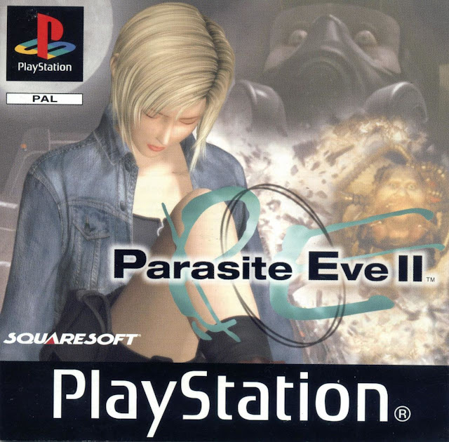 Parasite Eve II - PSX - Portada