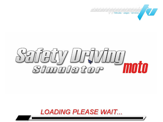 Safety Driving Simulator Moto PC Full Español