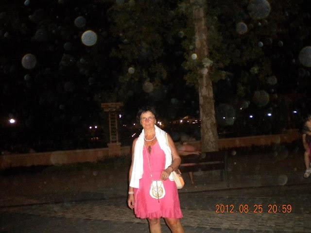 Angyalgömbök Balatonalmádiban és Bösztörpusztán