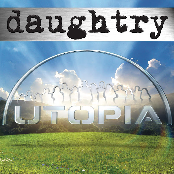 Daughtry - Utopia - Single Cover