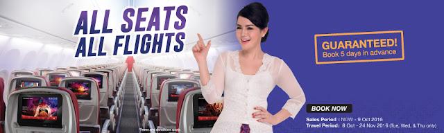 Malindo Air Domestic Promo Seats All Flights