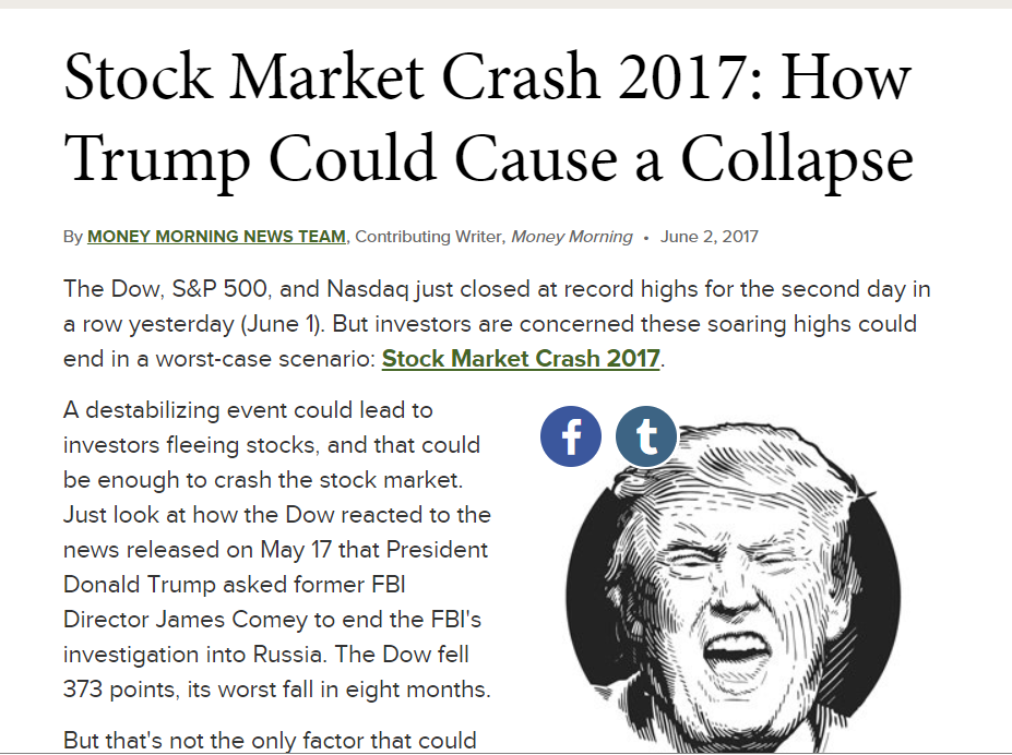 stock market crashesthe state is ill prepared A stock market crash in of itself rarely affects the common man directly it is a symptom of rotten economic policy and greed it will cause financial ripples, and will remove liquidity from business and a small group of ndividuals.