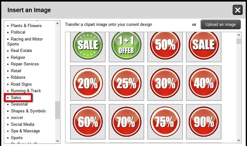 Sales Clip Art Images