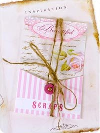 corset diaries journal pocket