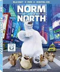 300MB Norm Of The North (2016) Dual Audio Hindi - Eng Download