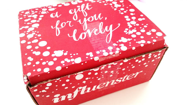 Influenster Jingle Voxbox Unboxing