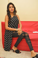 Akshida in Black Tank Top at Kalamandir Foundation 7th anniversary Celebrations ~  Actress Galleries 066.JPG