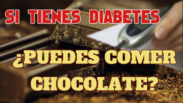 Que no puedes comer si eres diabetico
