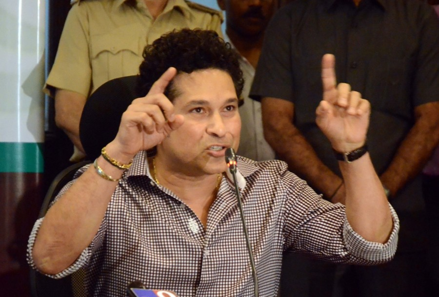 Former Cricketer Sachin Tendulkar Launches Mission 24