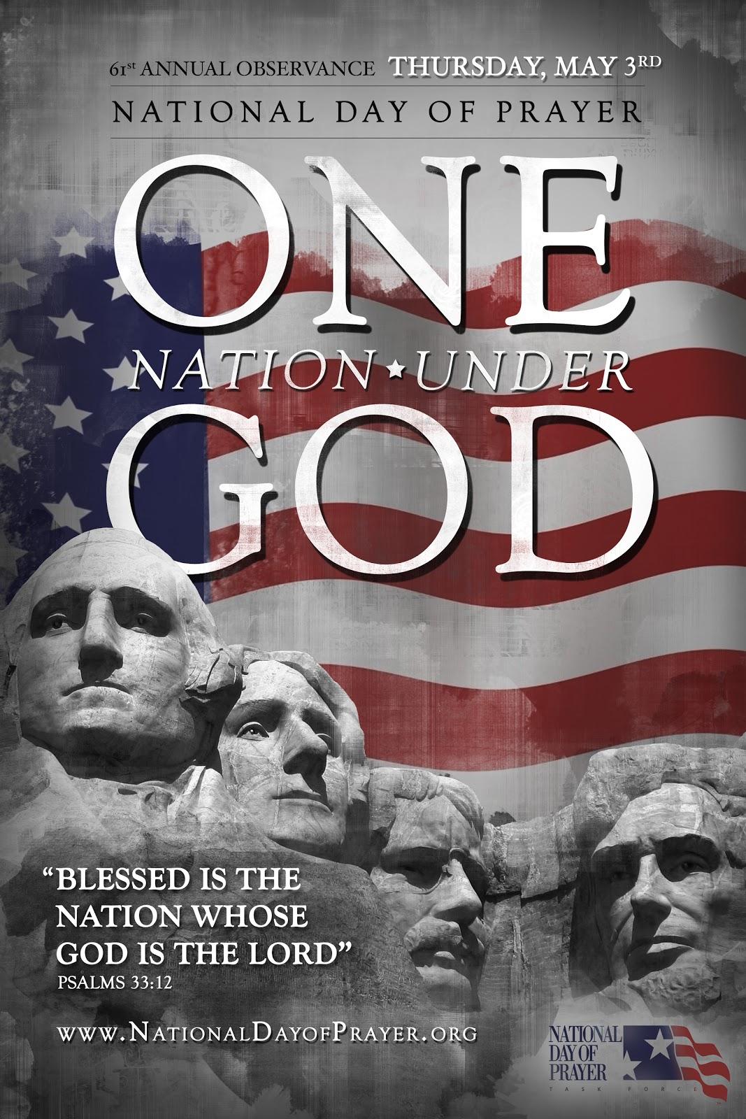 National Day of Prayer Michigan: 2012 Theme Art