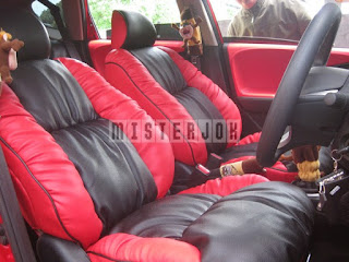 Jok Model Sofa Honda Jazz